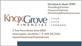 KnoxGrove Financial.